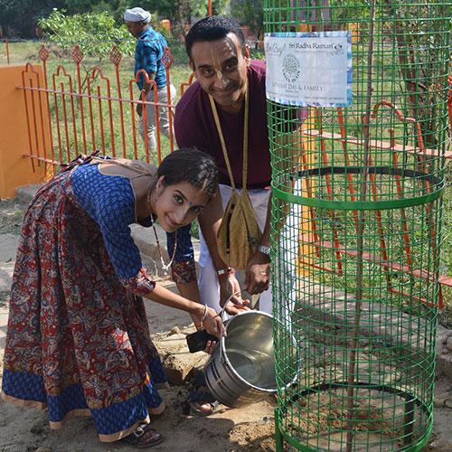 Make Vrindavan Green Again